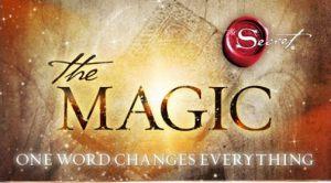 Magic one word